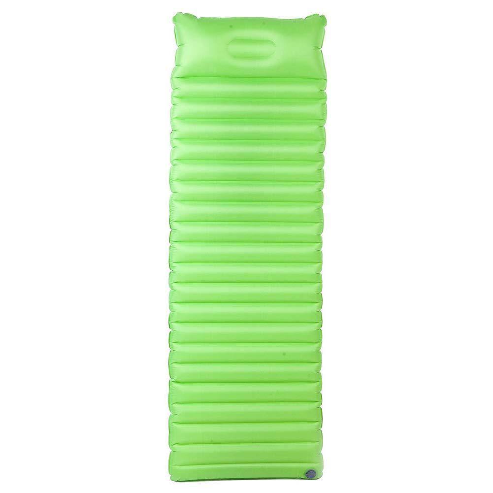 SHKY Outdoor Products Recharge Sleeping Pad - Zelt-Luftmatratze mit Kissen, isoliertem Luftpolster - Perfekt für Backpacking, Bikepacking, Kajakfahren und Camping