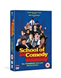 School of Comedy - Series 1 and 2 Box Set [DVD]