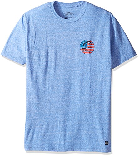 ONeill Mens Old Glory T Shirt