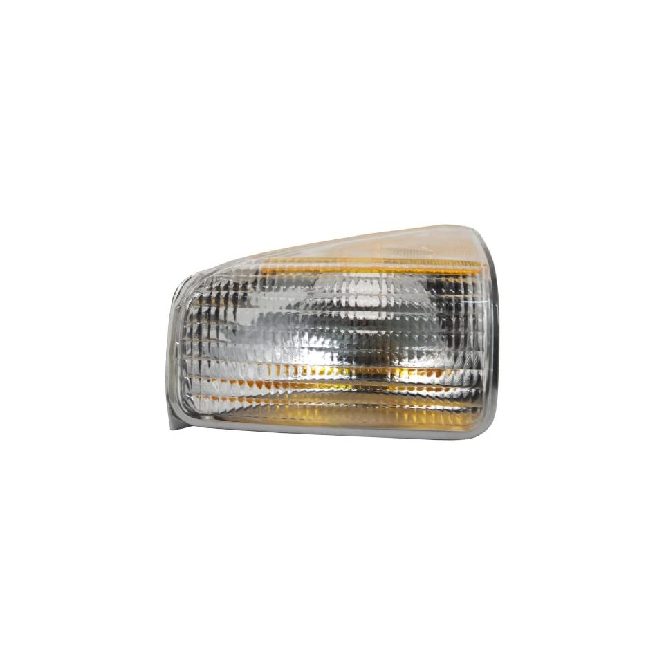 OE Replacement Ford Aerostar Driver Side Parklight Assembly (Partslink Number FO2520111)