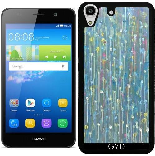 Funda de silicona para Huawei Y6 / Y6 DUAL - Agua Brillante by Helen Joynson