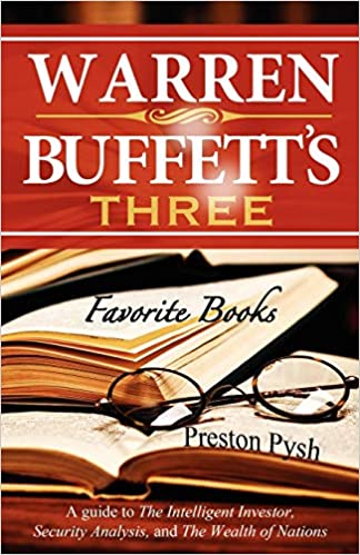 Warren Buffett's 3 Favorite Books: A Guide To The Intelligent Investor, Security Analysis, And The Wealth Of Nations Descargar Epub
