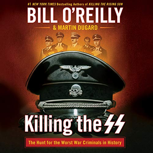 Killing the SS by Macmillan Audio