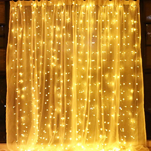 Outdoor Wall Fairy Lights