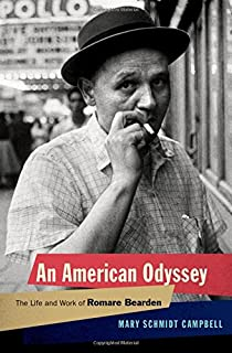 Book Cover: An American Odyssey: The Life and Work of Romare Bearden