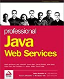 img - for Professional Java Web Services book / textbook / text book