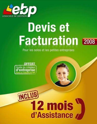 2008 TÉLÉCHARGER ET EBP DEVIS FACTURATION