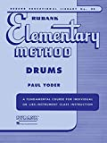 img - for Rubank Elementary Methods Drums (Rubank Educational Library) book / textbook / text book