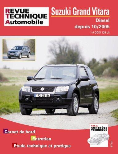 Rta B717.5 Suzuki Grand Vitara Dies.(Depuis 10/2005) for sale  Delivered anywhere in Canada