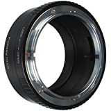 Fotasy A7FD Pro Canon FD ens to Sony A7II A7S A7R II Full Frame Mirrorless Camera Adapter (Black)