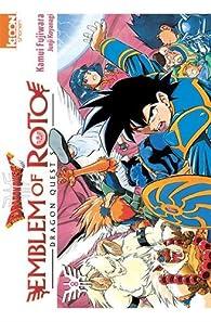 Dragon Quest, Emblem of Roto, tome 8 par Kamui Fujiwara