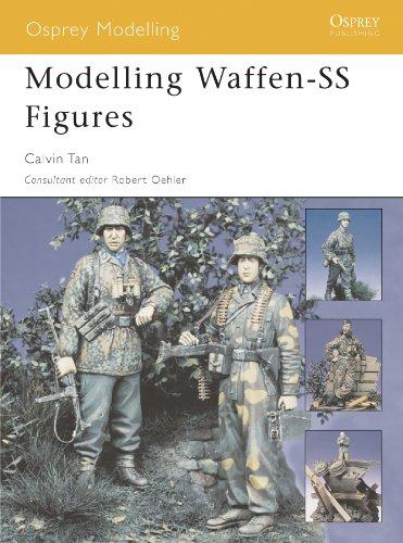 Image result for osprey modelling waffen SS
