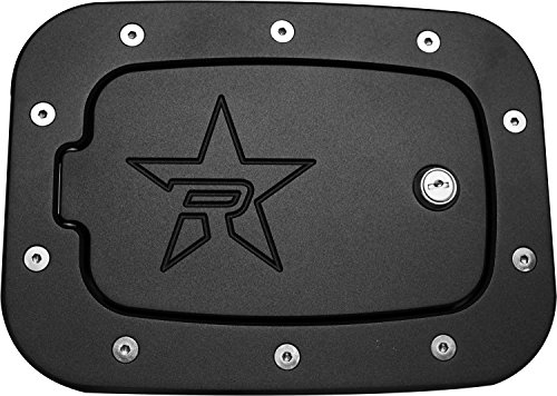 RBP (6058KL-RX2) Fuel Door, Black
