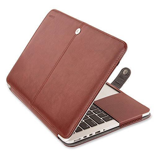 Mosiso Leather Function MacBook Display
