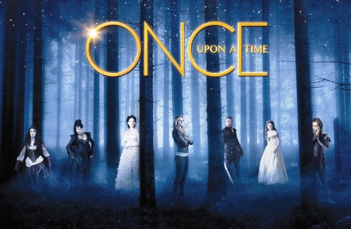 11x17 Poster Print Once Upon a Time-Cast
