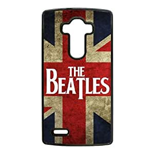 Generic Design Back Case Cover LG G4 Cell Phone Case Black The Beatles Amnpwy Plastic Case