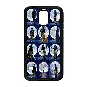 Printed Quotes Phone Case Once Upon a Time For Samsung Galaxy S5 Q5A2112803