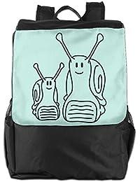 Retro Canoeing Outdoor Backpack Rucksack Shoulder Bag