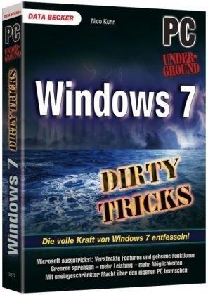 Windows 7 Dirty Tricks Broschiert – März 2010 Nico Kuhn Data Becker Gmbh + Co.Kg 3815829720 Informatik