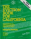 The Eviction Book for California : A Handy Manual for Scrupulous Landlords and Landladies, Robinson, Leigh, 093295619X