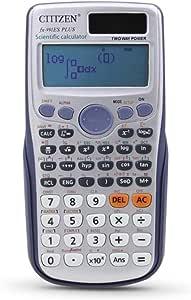 LIDIWEE - Calculadora científica de ingeniería (batería y