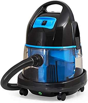 Aspirador con filtro de agua 2.400Watt - Aspiradoras en húmedo y ...