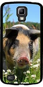 Funda para Samsung Galaxy S4 Active i9295 - Animales De Granja De Cerdos by WonderfulDreamPicture