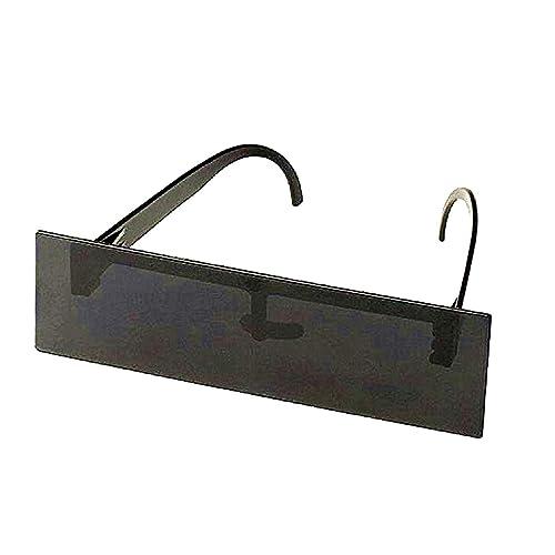 Divertida del rectángulo gafas de sol de moda las gafas de ...