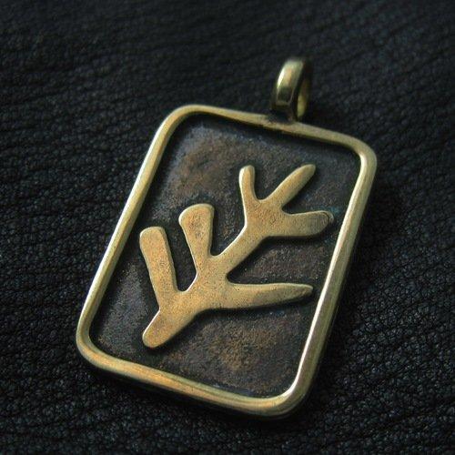 Amazon bronze elder sign pendant handmade bronze elder sign pendant aloadofball Choice Image