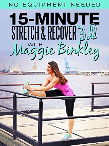 15-Minute Stretch & Recover 3.0