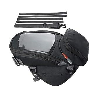 Amazon.com: Bolsa portátil para tanque de motocicleta ...