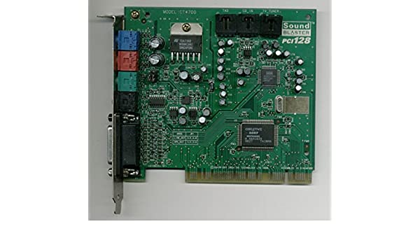 CREATIVE SB PC1128 SOUND CARD WINDOWS 7 64 DRIVER