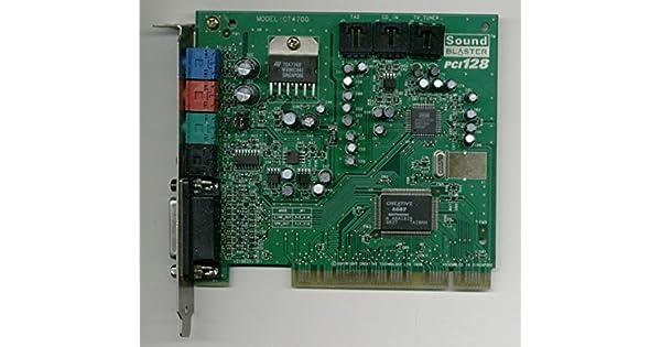 Amazon.com: ct4700 – Creative ct4700 tarjeta de sonido PCI ...