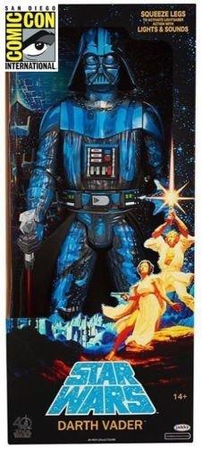 Sdcc Comic Con 2017 Exclusive Jakks Pacific Darth Vader 20  Hildebrandt Figure