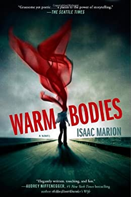 Warm Bodies zombie book