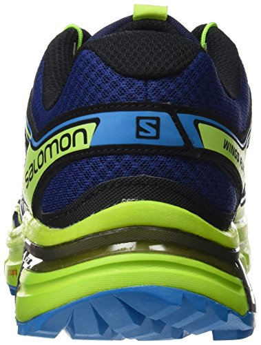 Depths Blau Schuhe Hawaiian Salomon Surf Herren Blue Flyte Wings Trailrunning Lime Green 2 wY6xBXAqZ8