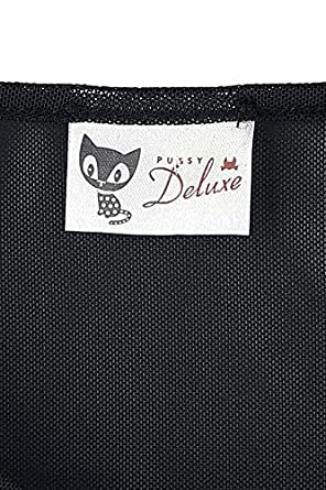 Pussy Deluxe Lovely Chic Shirt T-Shirt Nero