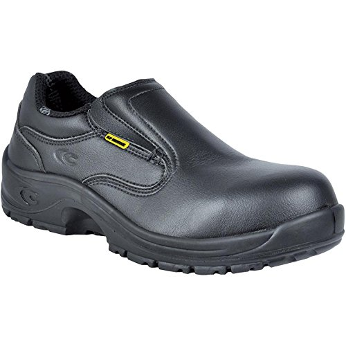 Cofra 10400-CU1.W06 Kendall SD+ PR Safety Shoes, 6, Black by Cofra (Image #2)