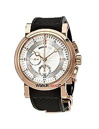 Breguet Marine Automatic 18kt Rose Gold Men's Watch 5827BR/12/5ZU