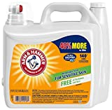 Arm & Hammer Laundry Detergent, Perfume & Dye Free, 210 Ounce