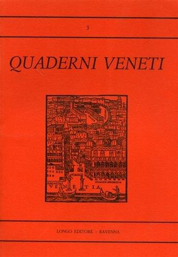 Quaderni Veneti. n.3.