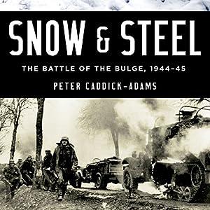 Snow & Steel Audiobook
