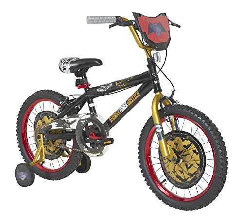 Dynacraft Batman v Superman  Boys BMX Street/Dirt Bike 18