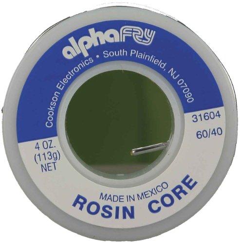 Install Bay Rosen Core Solder  .25 Pound Spool 60/40 Each- SDR14