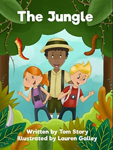 The Jungle (Story Galley Book 1) (English Edition) eBook: Tom Story, Lauren Galley: Amazon.com.mx: Tienda Kindle