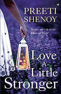 All Preeti Shenoy Books List : Love a little longer