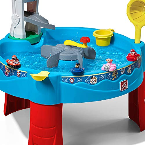 513g%2BF9HxTL - Paw Patrol Sea Patrol Water Table with Accessory Set & 4 Characters