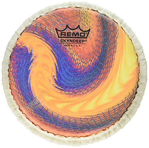 - Remo Bongo Drumhead, Tucked, 7.15