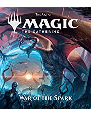 ART OF MAGIC THE GATHERING HC WAR OF THE SPARK: 8