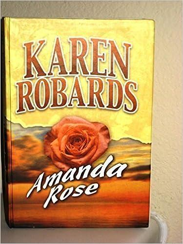 Book Amanda Rose: A Novel (Premier Series)
